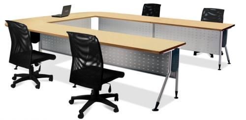 環式會議桌00-001