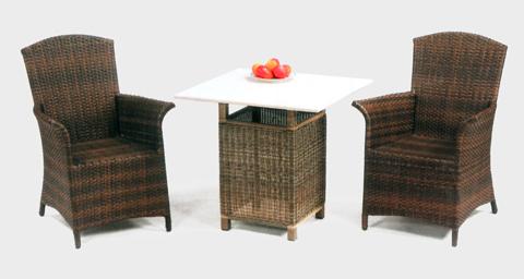 戶外餐桌椅09-003