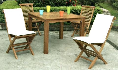 戶外餐桌椅09-004