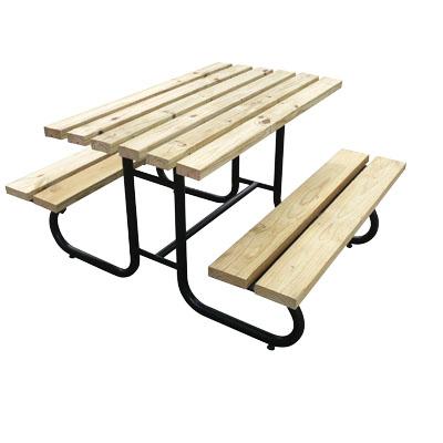 木質餐桌椅09-007
