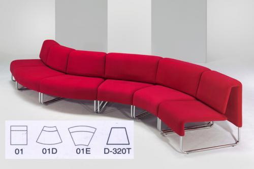 變形沙發09-008